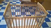 LA BABY Bedroom FULL SIZE CRIB